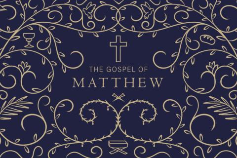 Necessary Response, Matthew 3:1-17